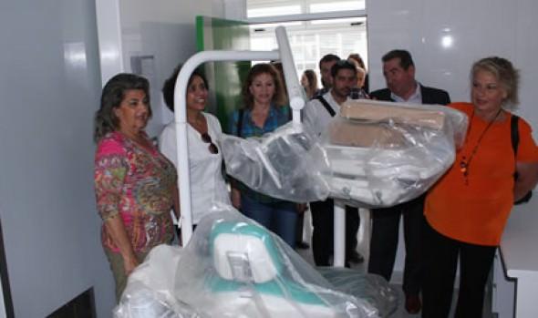 Municipio recepcionó obras de nuevo CESFAM de Gómez Carreño