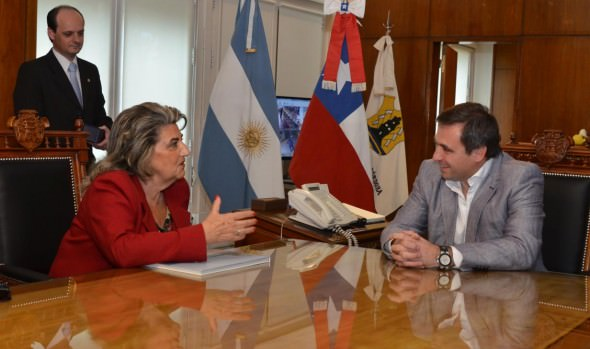 Con visitas protocolares alcaldesa Virginia Reginato comenzó promoción turística en Córdoba