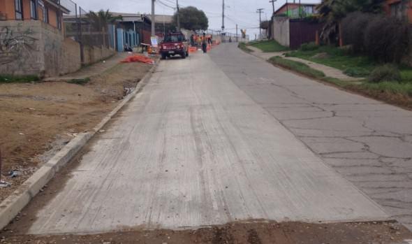 Municipio de Viña del Mar adjudicó pavimentación que consolidará calle  de Reñaca Alto