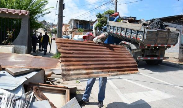 Municipio de Viña del Mar  fortalece servicio de retiro de residuos voluminosos