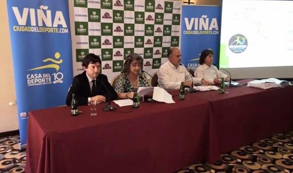 2 mil corredores participarán en XVI Maratón Internacional Costa Pacífico informó alcaldesa  Virginia Reginato