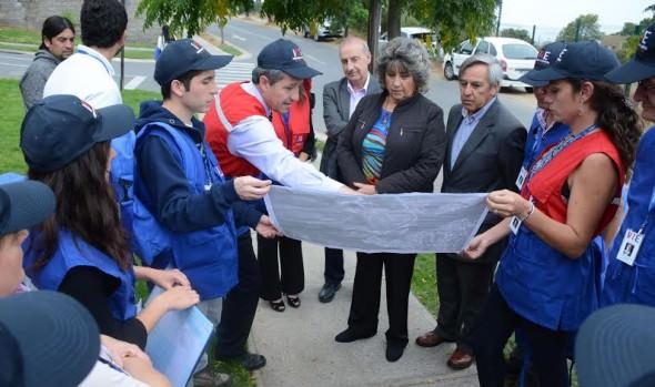 En Viña del Mar comenzó Pre-Censo Regional 2016