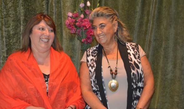 Alcaldesa Virginia Reginato  deseó suerte a jurado popular del Festival Viña 2017