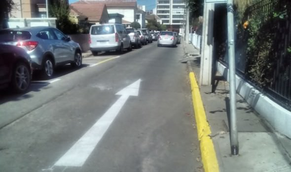 Municipalidad de Viña del Mar informa modificación de tránsito  en céntrica calle