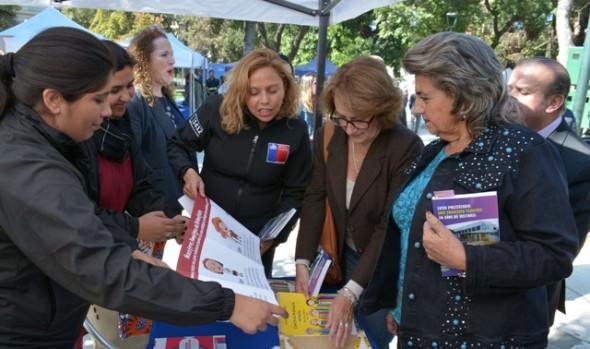En Viña del Mar lanzan programa escolar de Senda Previene 2017