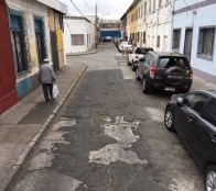 Municipio de Viña del Mar inició proceso para reponer vía cercana a Rodoviario