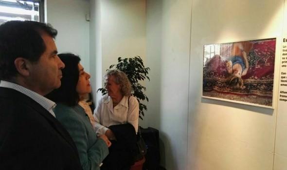 Delegación municipal de Reñaca presenta exposición fotográfica de artista local