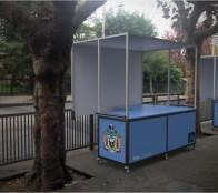 Municipio inicia ordenamiento de ambulantes autorizados de Av. Valparaíso y calle Quillota