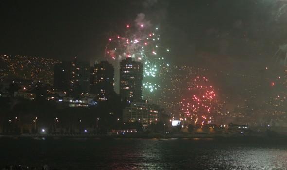 Alcaldesa Virginia Reginato entregó afectuoso saludo de Año Nuevo