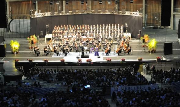 Municipalidad de Viña del Mar invita a 18ª Temporada de Conciertos de Verano