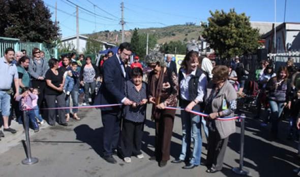 Alcaldesa Virginia Reginato valoró millonaria inversión para Viña del Mar en pavimentos participativos