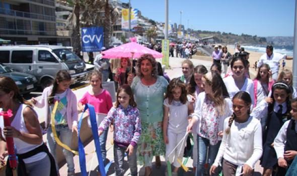 Alcaldesa Virginia Reginato destacó que Viña del Mar sea elegida como la mejor ciudad de Chile