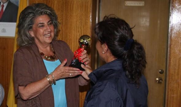 Municipalidad de Viña del Mar se coronó campeón de mini torneo de futsal en Uruguay