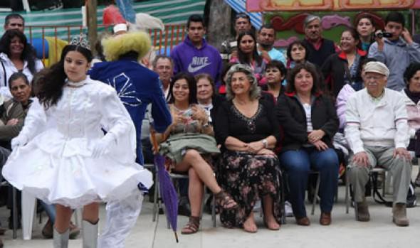 Alcaldesa Virginia Reginato encabezó celebración  del Día del Roto chileno en Viña del Mar
