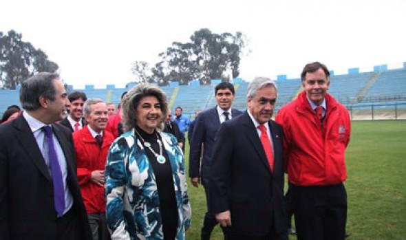 Municipalidad de Viña del Mar iniciará obras de estadio Sausalito en los próximos días