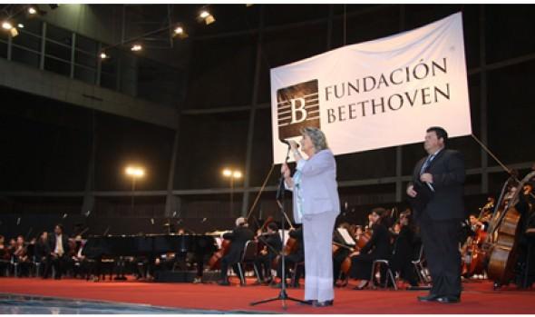Alcaldesa Virginia Reginato destacó éxito de los Conciertos de Verano
