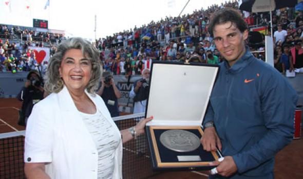 Municipalidad de Viña del Mar declara Visita Ilustre a tenista Rafael Nadal