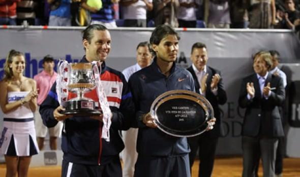 Alcaldesa Virginia Reginato destacó el gran éxito del torneo ATP de Viña del Mar 2013