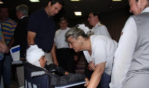 Alcaldesa Virginia Reginato encabezó clausura del programa