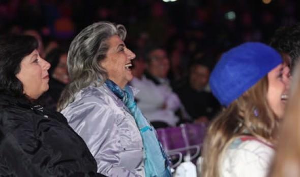 La noche chilena sorprendió por la calidad de los artistas