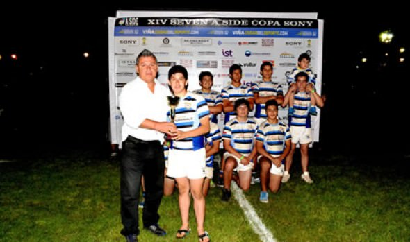Old Boys, bicampeón del Seven internacional juvenil que es apoyado por la Municipalidad de Viña del Mar