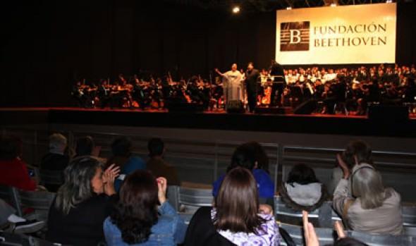 Exitosa jornada de inicio de Conciertos de Verano fue destacado por alcaldesa Virginia Reginato