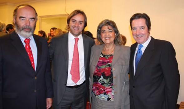 Homenaje a ex alcalde y parlamentario Gustavo Lorca fue valorado por alcaldesa Virginia Reginato