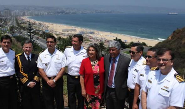 Realización de Regata velas latinoamérica 2014 en costas de Viña y Valparaíso fue destacado por alcaldesa Virginia Reginato