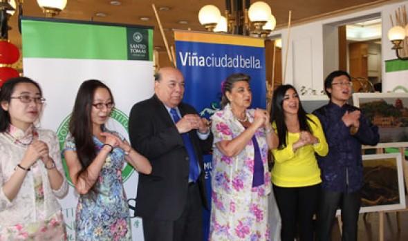 Extenso programa para celebrar Año Nuevo Chino en Viña del Mar dio a conocer alcaldesa Virginia Reginato