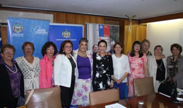 Municipalidad de Viña del Mar ejecuta programa piloto de cuidado a los mayores