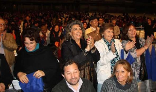 Masiva asistencia tuvo segunda jornada de los Conciertos de Verano organizada por la Municipalidad de Viña del Mar