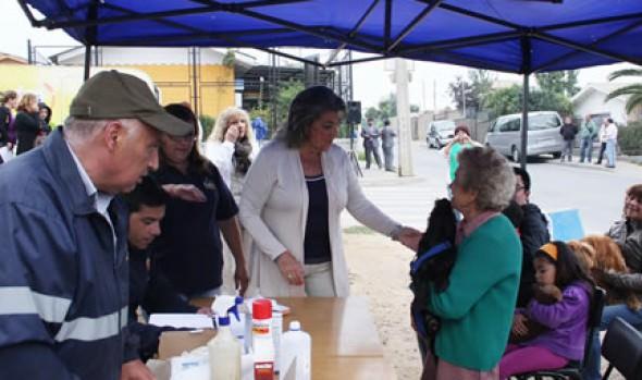 Municipio de Viña del Mar impulsa la ayuda social a través de nuevos operativos MEB