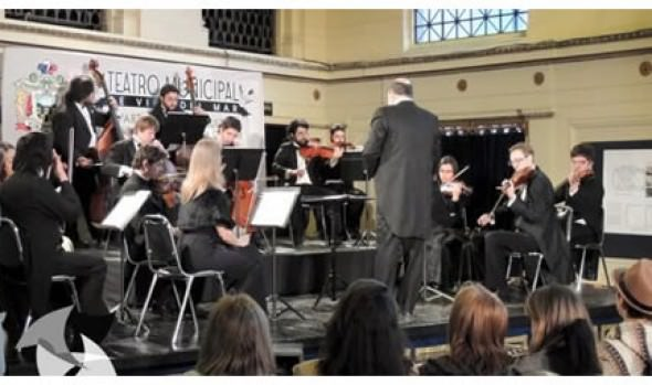 Municipalidad de Viña del Mar invita a Concierto de la orquesta Marga Marga