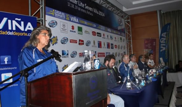 Antecedentes de Seven Viña 2014 fueron entregados por alcaldesa Virginia Reginato