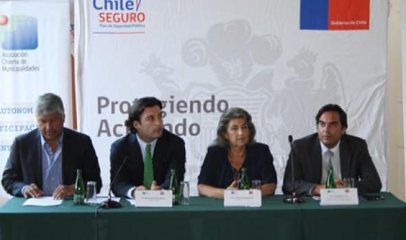 Convención de ACHM que evalúa la seguridad ciudadana de las comunas fue inaugurada por alcaldesa Virginia Reginato