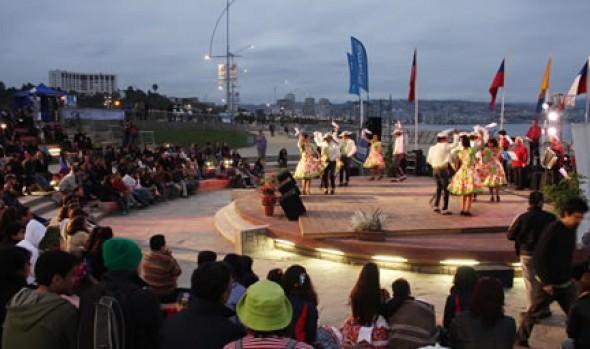 Municipalidad de Viña del Mar organizó evento de tres días para celebrar el Día del Roto Chileno