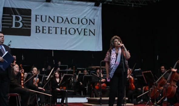 Éxito de Conciertos de Verano fue destacado por alcaldesa Virginia Reginato