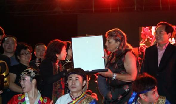 Celebración del Año Nuevo Chino en Viña del Mar fue destacado por la alcaldesa Virginia Reginato