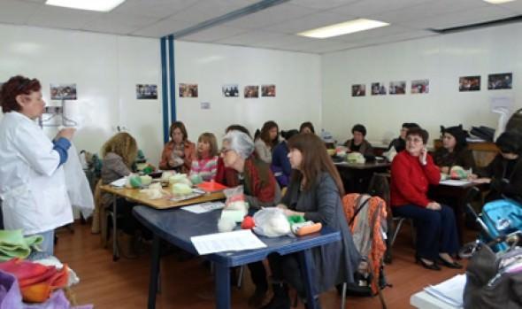 Municipio de Viña del Mar llama a vecinos a inscribirse en los cursos de Capacitación 2014 de Fomento Productivo