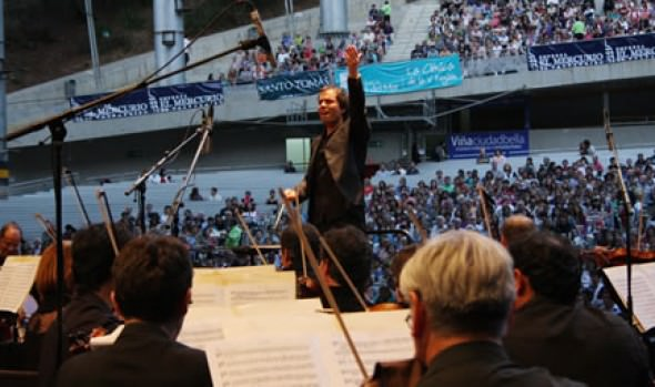 Congreso sinfónico será el encargado de clausurar  ciclo de conciertos de verano 2014
