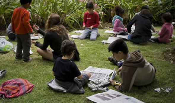 Conservatorio Izidor Handler de la Municipalidad de Viña del Mar  realizará talleres de arte para niños en este verano 2014