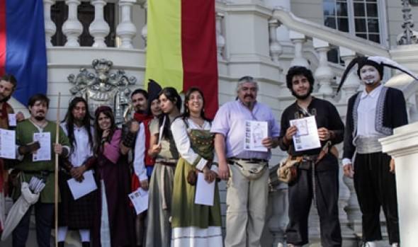 Rotundo éxito de 1ª Jornada Medieval organizada por Municipalidad de Viña del Mar