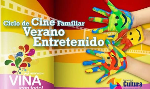 Esta semana continúan ciclos gratuitos de cine organizada por Municipalidad de Viña del Mar