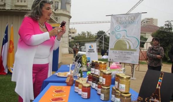 Con grandes atractivos gastronómicos se presenta Expo Gourmet 2014 en Viña del Mar