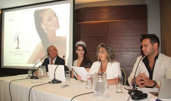 Concurso Miss Universo Chile 2014 se instala en Viña del Mar