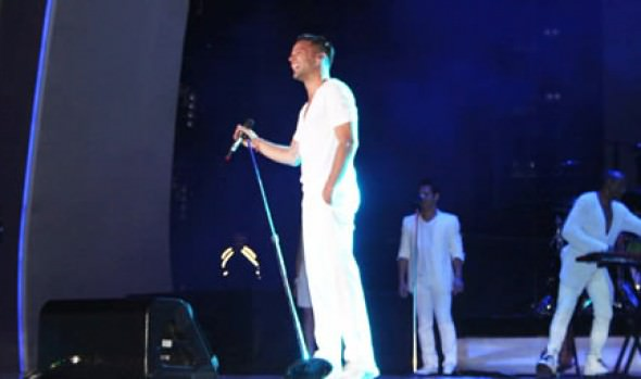 Exitosa primera jornada del 55° Festival Internacional de la Canción de Viña del Mar