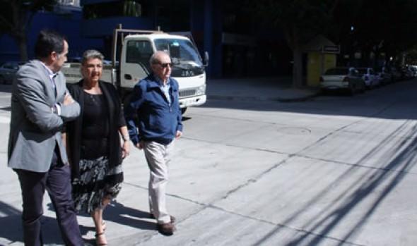 Municipio de Viña del Mar trabaja en más  de una docena de proyectos viales en la comuna