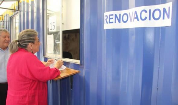 Municipio de Viña del Mar habilita 8 puntos para renovación del Permiso Circulación 2014