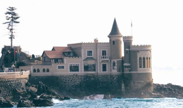 Castillo Wulff de la Muncipalidad de Viña del Mar permanecerá cerrado este jueves
