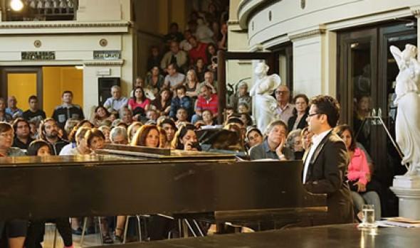 Positivo balance realiza Municipio de Viña del Mar por actividades de verano del Departamento de Cultura